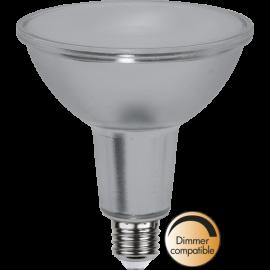 LED-Lampe E27 PAR38 Spotlight Glass Dim , hemmetshjarta.no