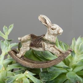 Hare / Gung Stick Poly 8cm 2-pakk , hemmetshjarta.no