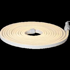 Lysslange FlatNeonLED Utendørs Varm Hvit 480 lys 500cm , hemmetshjarta.no