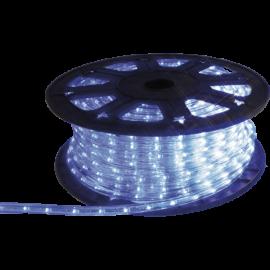 XX Lysslange Ropelight Flex LED Reel Utendørs Blå 1620 lys 4500cm , hemmetshjarta.no