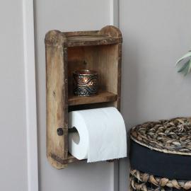 Toalettpapirholder Murstein form , hemmetshjarta.no