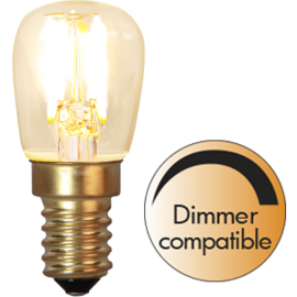 LED-Lampe E14 Soft Glow ST26 Dim , hemmetshjarta.no