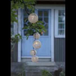 Solcellelys lyslenke Festival , hemmetshjarta.no