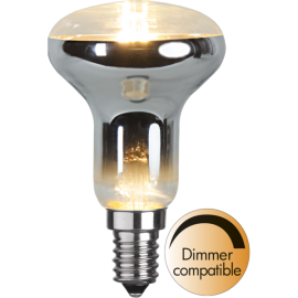 LED-Lampe E14 Reflector Ø50 lm170/18w Clear , hemmetshjarta.no