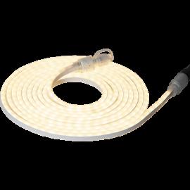 Utendørsdekorasjon System LED EL Lysslange Extra Varmhvit 360 lys 600cm , hemmetshjarta.no