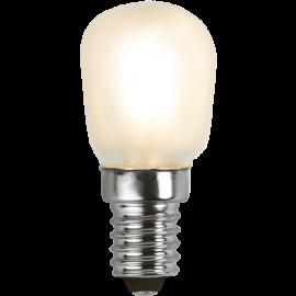 LED-Lampe E14 Ø26 lm90/10w Frostet , hemmetshjarta.no