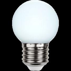 LED-Lampe E27 Outdoor Lighting G45 Opal , hemmetshjarta.no