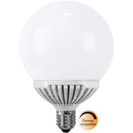 LED-Lampe E27 Ø120 lm800/60w Frostet Basic , hemmetshjarta.no