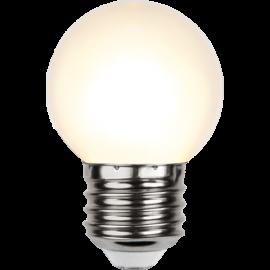 LED-Lampe E27 Outdoor Lighting G45 Varmhvit , hemmetshjarta.no