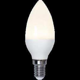 LED-Lampe E14 Ø37 lm480/41w Frostet Basic , hemmetshjarta.no