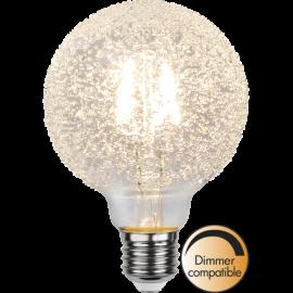 LED-Lampe E27 Decoled G95 Dim , hemmetshjarta.no