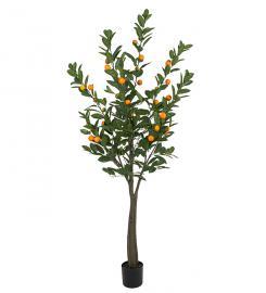 Kunstig Citrus 180 cm , hemmetshjarta.no
