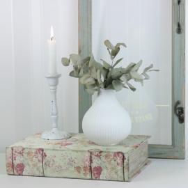 Bok lagring Fleur 30x21x7cm , hemmetshjarta.no
