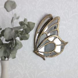Speil/Sommerful 26 cm - antikkgull , hemmetshjarta.no