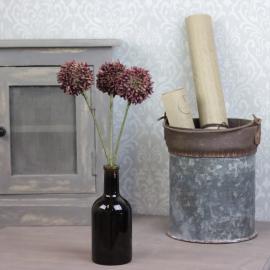 Kunstig Allium 45 cm , hemmetshjarta.no
