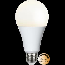 LED-Lampe E27 Ø80 lm1900/125w Frostet , hemmetshjarta.no
