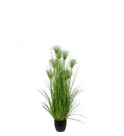 Kunstig Papyrus. 120 cm , hemmetshjarta.no