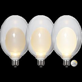 LED-Lampe E27 Space Dim 3-step , hemmetshjarta.no