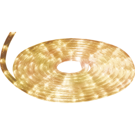 Lysslange Ropelight Micro Utendørs Klar 216 lys 600cm , hemmetshjarta.no