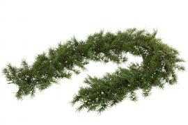 Uke 43 Kunstig Girlang Gran Mørkegrønn 200cm , hemmetshjarta.no