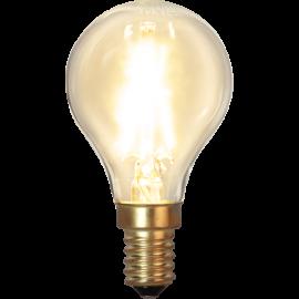 LED-Lampe E14 Soft Glow P45 , hemmetshjarta.no
