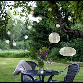 Solcelle dekorasjon Festival , hemmetshjarta.no