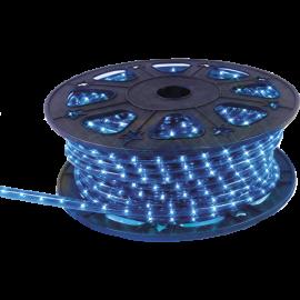 Lysslange Ropelight Micro Reel Utendørs Blå 1620 lys 4500cm , hemmetshjarta.no