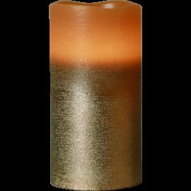 Batteridrevet Blokklys LED Cooper 7,5x15cm , hemmetshjarta.no