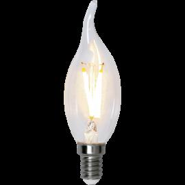 LED-Lampe E14 Ø35 lm150/16w Clear Romance , hemmetshjarta.no