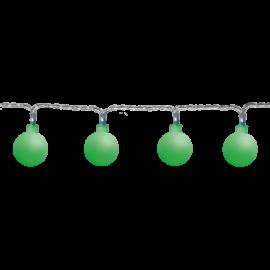 Lyslenke EL Berry Utendørs Grønn 50 Lys 735cm , hemmetshjarta.no