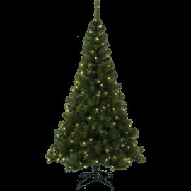 XX Juletre med LED Ottawa EL Utendørs Varm Hvit 180 Lys 100x180cm , hemmetshjarta.no