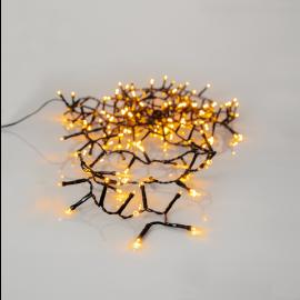 Lyslenke Utendørs EL Ekstra Varmhvit 180 Lys 360cm , hemmetshjarta.no
