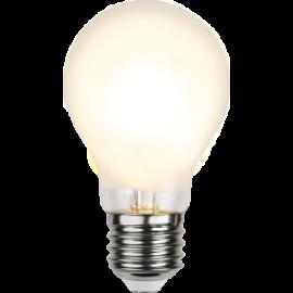 LED-Lampe E27 Ø60 lm540/44w Frostet , hemmetshjarta.no