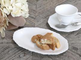 Provence - Desserttasjett ovalt , hemmetshjarta.no