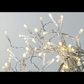 Lyslenke Utendørs EL Serie LED Varmhvit 80 Lys 800cm , hemmetshjarta.no