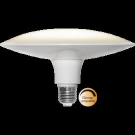LED-Lampe E27 High Lumen Ø190 Dim lm1600/104w , hemmetshjarta.no