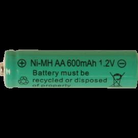 Oppladbart batteri AA 1,2V 600 mAh Ni-MH 2-pack , hemmetshjarta.no