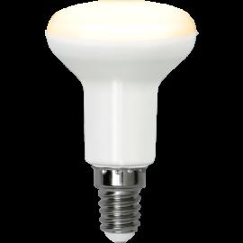 LED-Lampe E14 Reflector Ø50 lm470/40w Frostet , hemmetshjarta.no