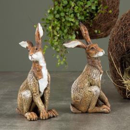 Hare Old Brown Poly 20cm 1 stk , hemmetshjarta.no
