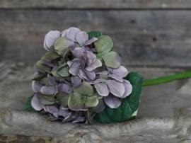 Fleur Hortensia H49 cm lyng , hemmetshjarta.no