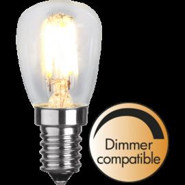 LED-Lampe E14 Ø26 Dim lm220/23w Clear , hemmetshjarta.no