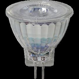 LED-Lampe GU4 MR11 Spotlight Glass , hemmetshjarta.no
