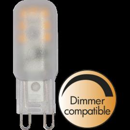 LED-Lampe G9 Halo-LED lm140/15w Dim , hemmetshjarta.no