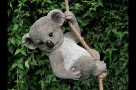 Dekorasjon Hengende Koala 30x20x16 cm , hemmetshjarta.no