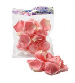 Kunstig Roseblad flytende 36 st , hemmetshjarta.no