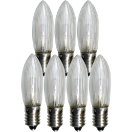 Reservelampe 7-pakke Universal LED , hemmetshjarta.no