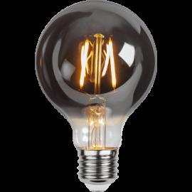LED-Lampe E27 Plain Smoke G80 , hemmetshjarta.no