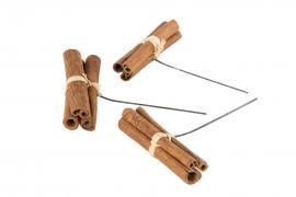 Kanelbunt / tråd 8 cm 4-pack , hemmetshjarta.no