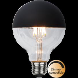 LED-Lampe E27 Top Coated G95 Dim , hemmetshjarta.no