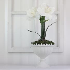 Kunstig Amaryllis 45 cm , hemmetshjarta.no